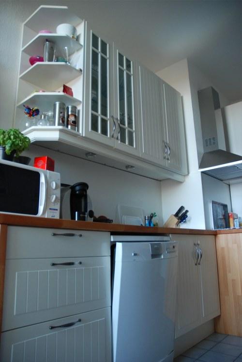 Ikea-Küche individuell